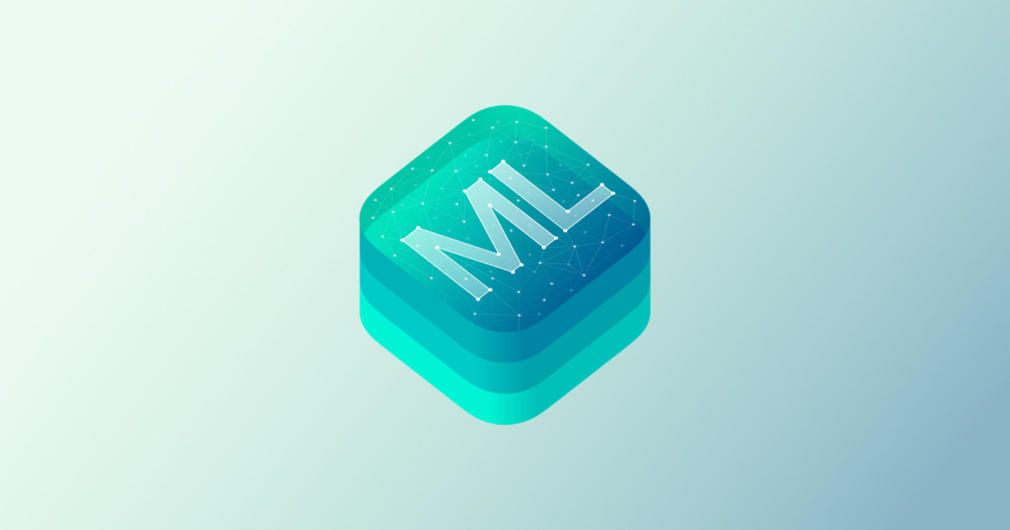 Icon for machine learning on Apple platforms