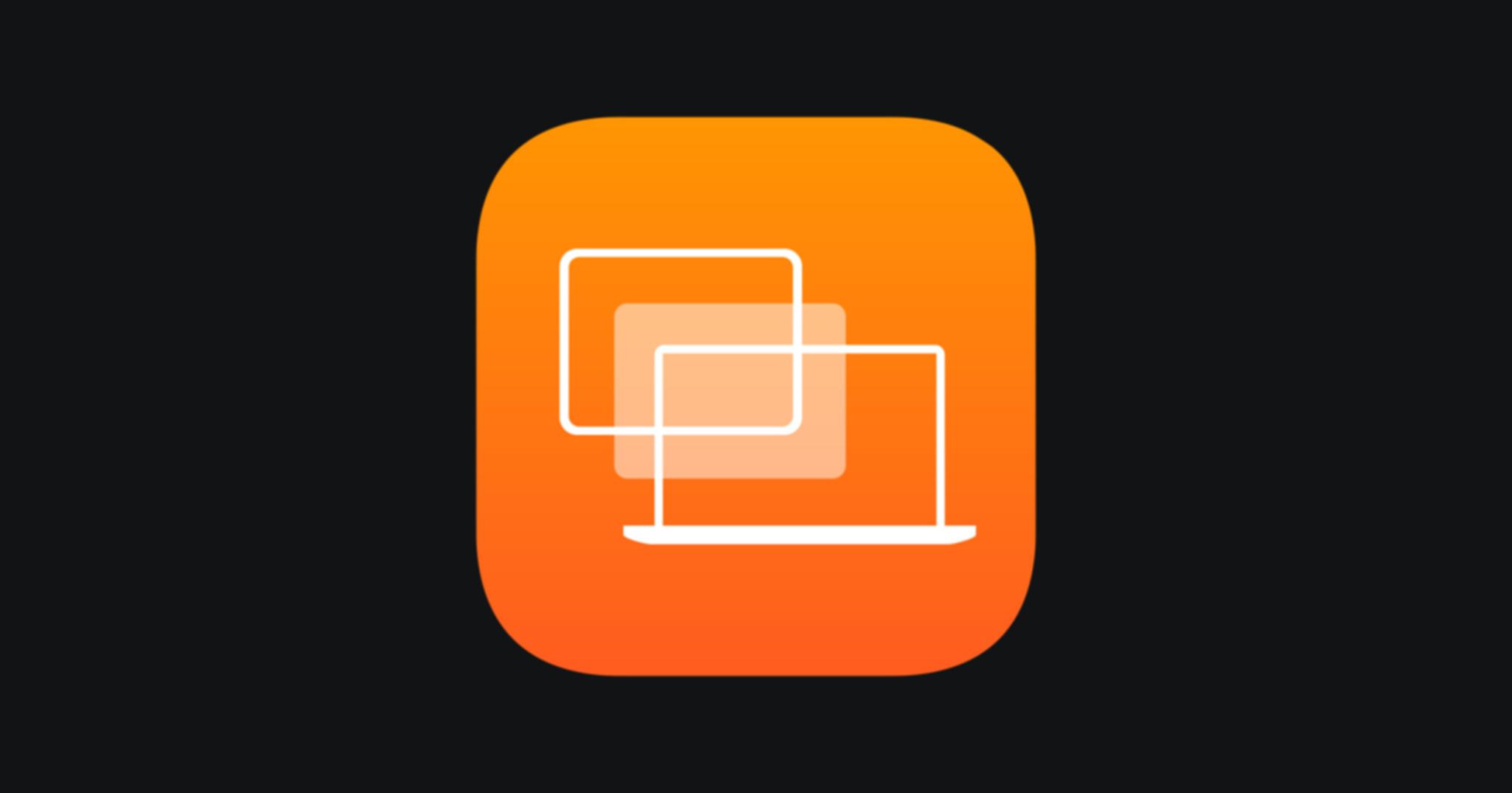 Mac catalyst logo