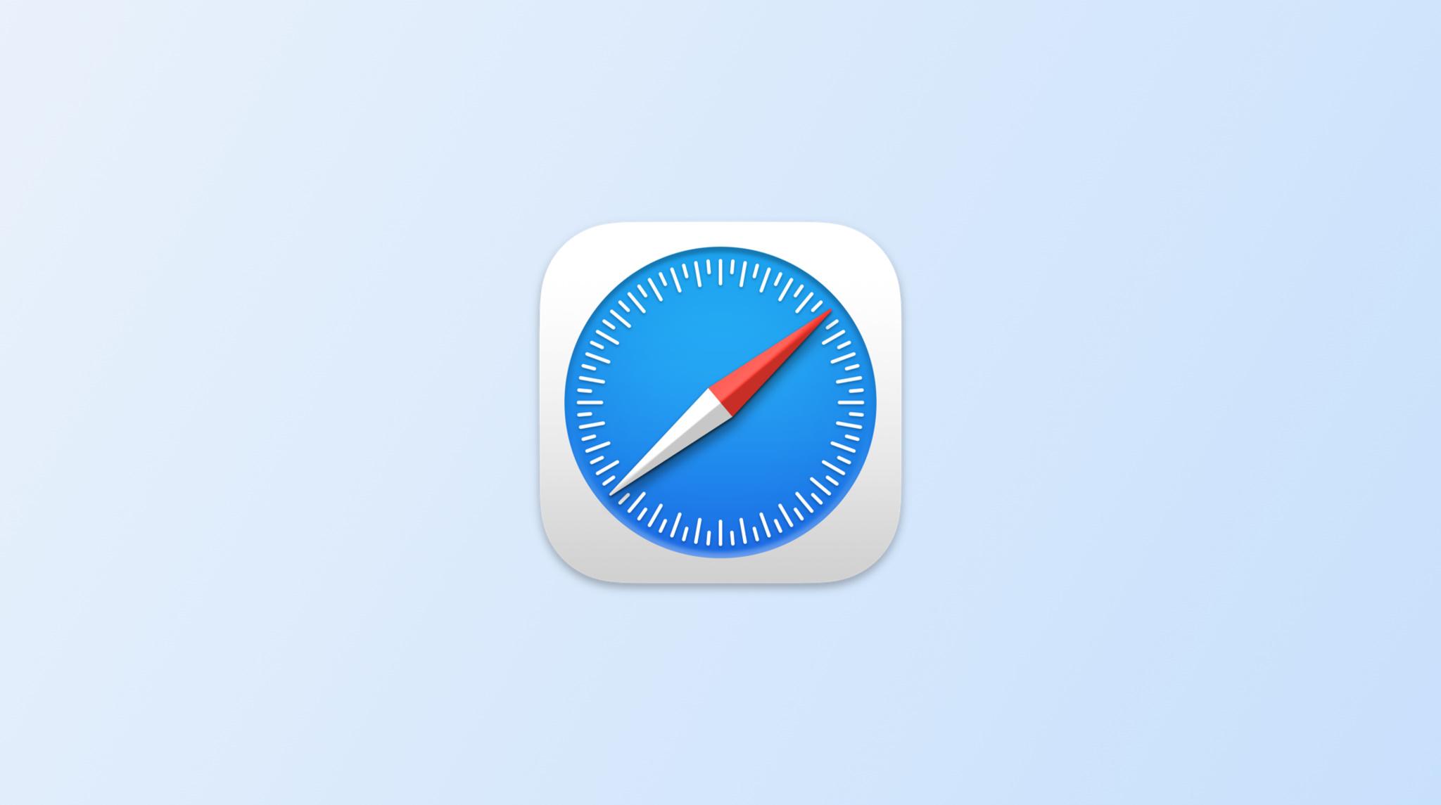 Icon for Safari Web Extensions