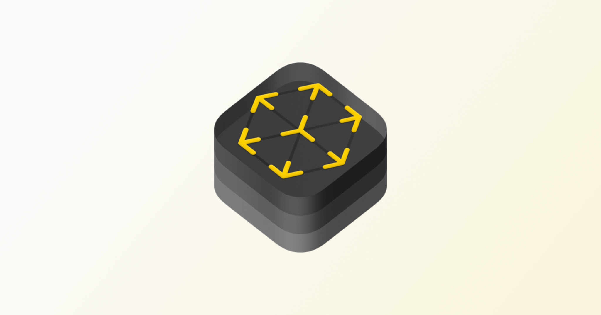 Icon for augmented reality on Apple platforms