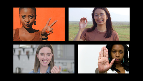 Classify hand poses and actions with Create ML
