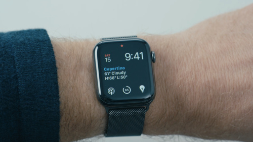 Accessibility by design: An Apple Watch for everyone (ASL)