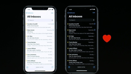 What's New in iOS Design