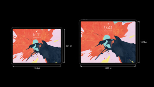 Designing for iPad Pro and Apple Pencil