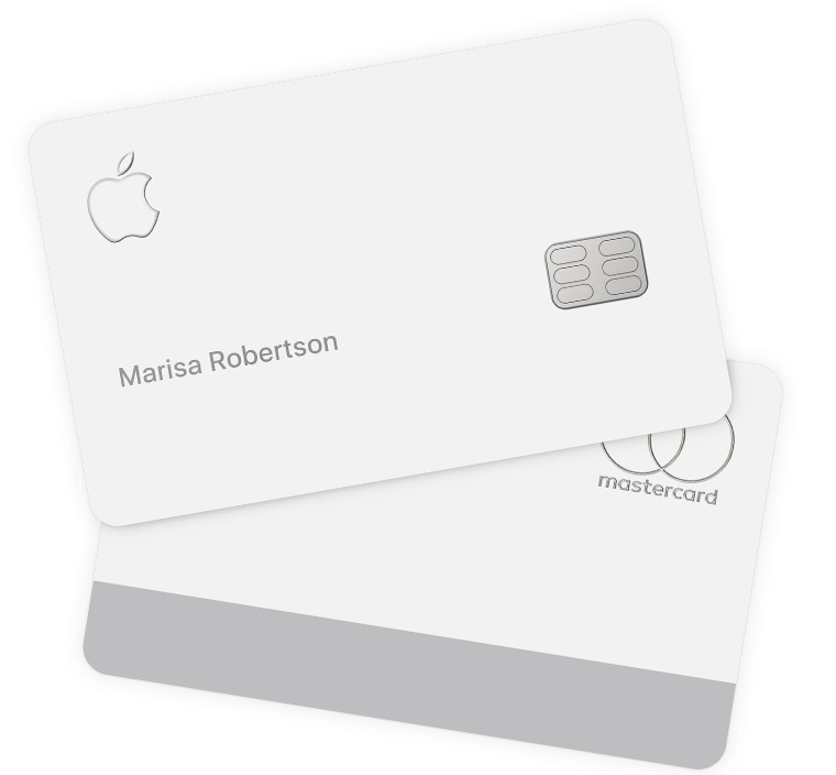 titanium Apple Card