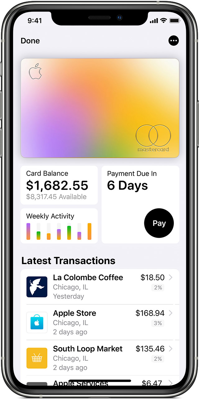 How to check your Apple Pay transactions