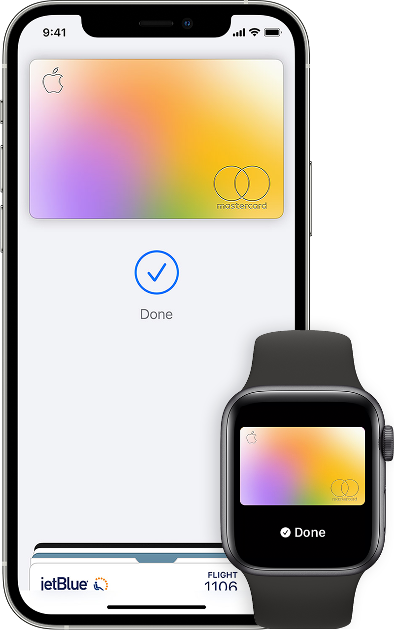 Use your iPhone or Apple Watch to make purchases using Apple Pay