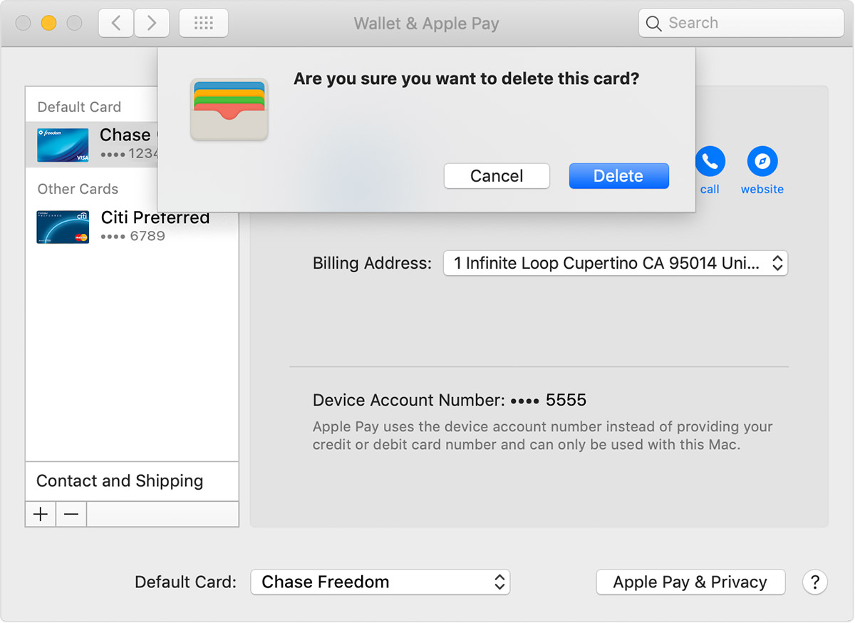 Remove card from Mac models