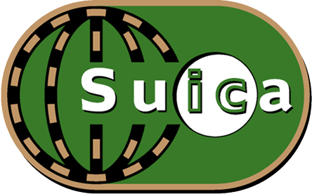 Suica payment mark