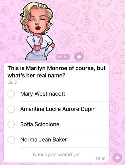 Demo Quiz