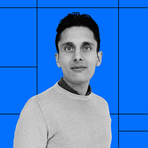 Antonio Chiappetta, graduate from the Apple Developer Academy in Naples, Italy.