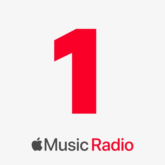 Radio station cover art for Apple Music 1.