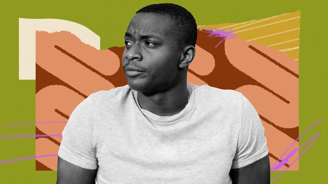 David Bosun-Arebuwa, B3am app creator.