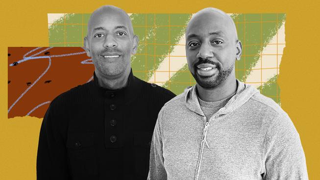 Culture Genesis co-founders Cedric J. Rogers and Shaun Newsum.