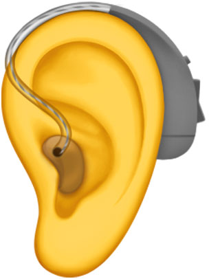 Adjust hearing levels with iPhone Hearing aids