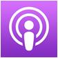 ไอคอน Apple Podcasts