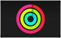Logo for Apple Fitness Plus