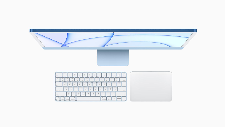 iMac în 6 culori