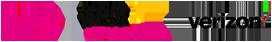 Carrier logo: T-Mobile, Sprint - now part of T-Mobile. Carrier logo: Verizon.